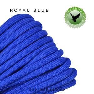Bilde av Royal Blue 550 Paracord